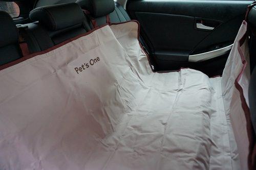 愛犬とお出かけ ペット用座席カバー