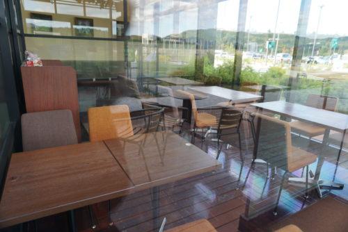 浜松SA ドッグカフェ