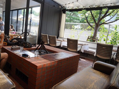 鎌倉 ブランチキッチン テラス